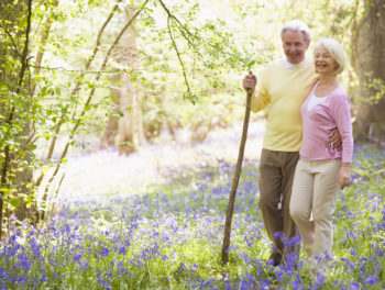 Be aware of your body's limits to prevent falls